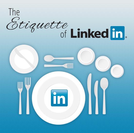 The Etiquette of LinkedIn