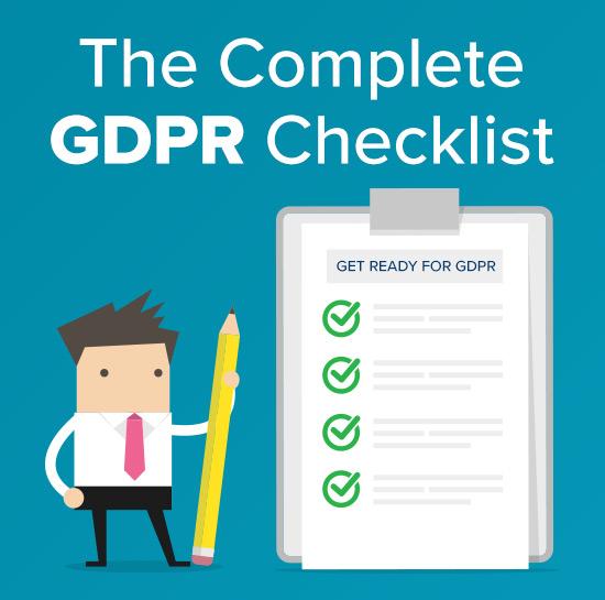 Complete GDPR Website Checklist