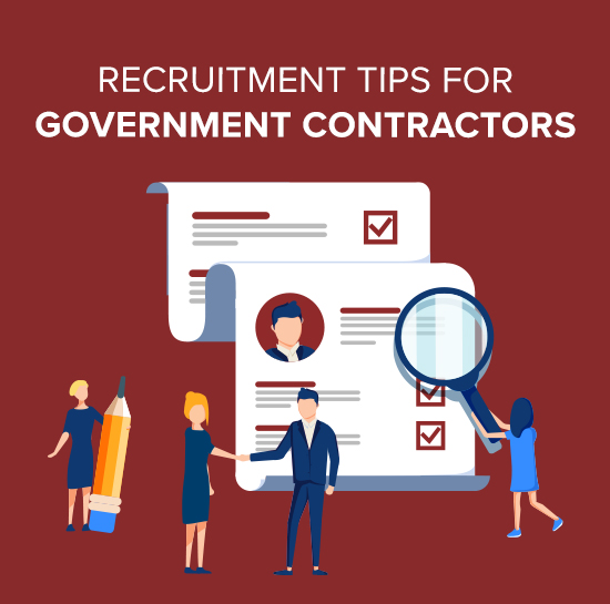 Recruitment tips for government contractors