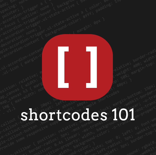 what are shortcodes