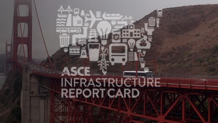 ASCE Infrastructure Report Card
