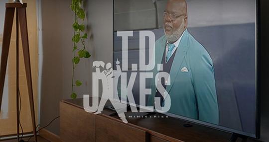 TD Jakes