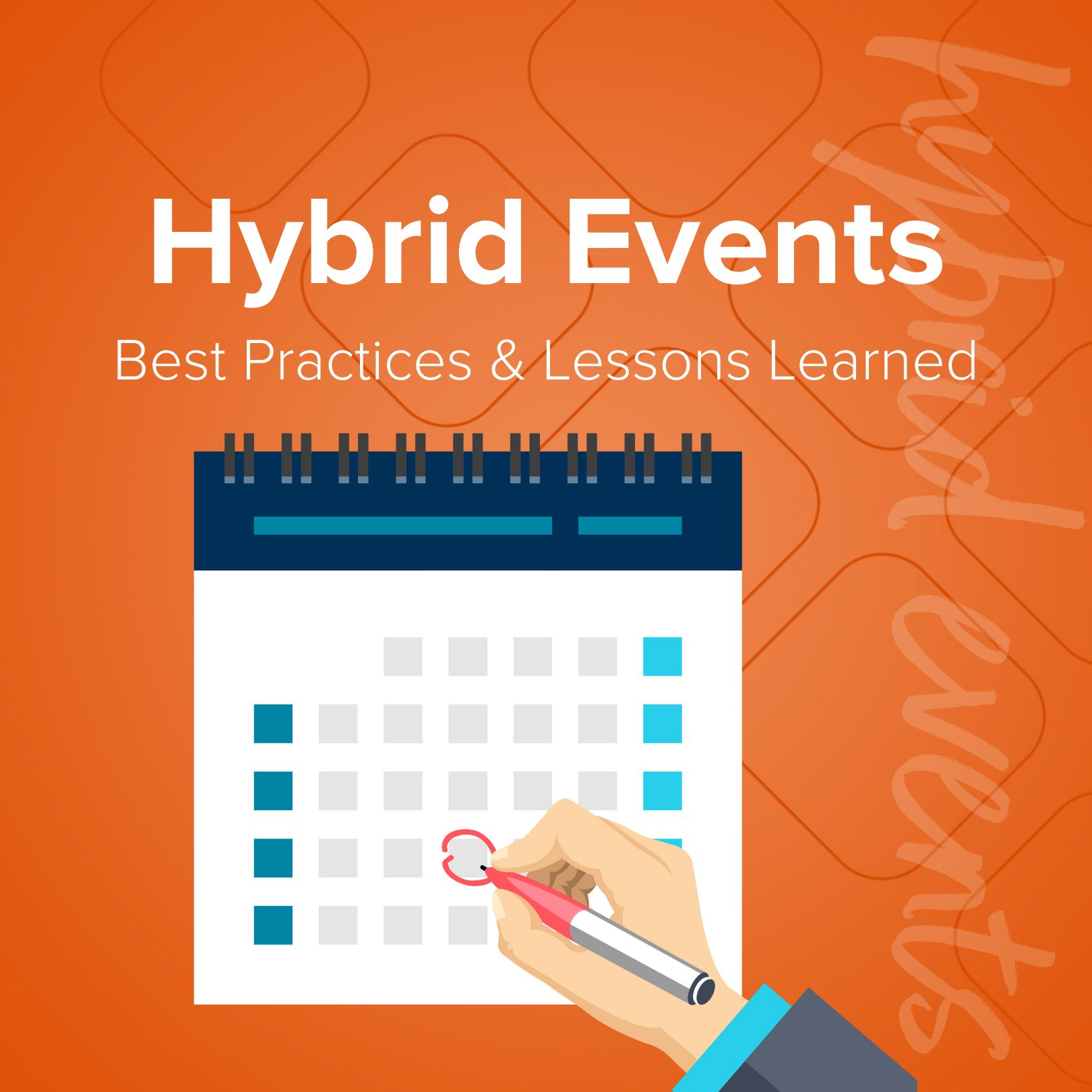 hybrid events best practices